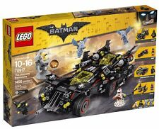 LEGO The Ultimate Batmobile The LEGO Batman Movie 70917