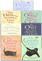 Jill Tomlinson Collection 7 Books Set Pack The Owl Who Was Afraid of the Dark