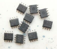 OPA 2134UA SOP8 High Performance AUDIO OPERATIONAL AMPLIFIER lot of 10 parts