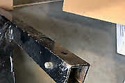 Backfill Blade For Stand-On/Mini Skidsteer