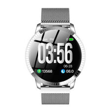 New Smart Watch With Steel Strap for Samsung Galaxy Note 9 S9 10 NO SIM NEEDED!