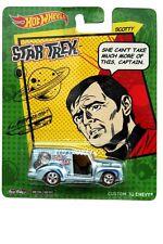 2014 Hot Wheels Star Trek Scotty Custom '52 Chevy