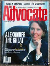 JANE ALEXANDER Right Said Fred THE ADVOCATE Feb. 1994
