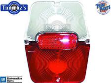 62-64 Chevy II Nova Tail Light Lamp & Back Up Lens w/ Gasket L/R