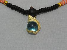 Thailand Amulate Naga Eyes Ball Buddha Magic Necklace Pendant Talisman (B)