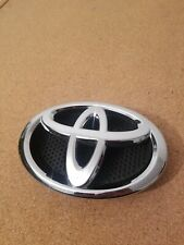 Genuino Nuevo Toyota insignia de la Parrilla Emblema Frontal Para Corolla E12 2001-2007 D-4D VVT