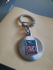 Vintage porte clé  simca