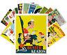 Postcards Pack [24 cards] Buster Keaton Harold Lloyd Vintage Movie Poster CC1021