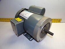New Marathon 1 Hp Ac Electric Motor 115208 230v 3450 Rpm 1 56c 70 Frame D313