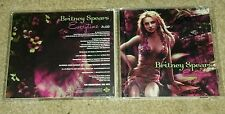 BRITNEY SPEARS EVERYTIME RARE USA 1 TRK PROMO CD SINGLE 2004 JIVE ZOMBA RECORDS