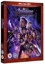Avengers Endgame (Bluray 3D) Includes 2D Bluray + Bonus Disc