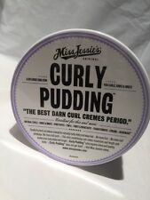 MISS JESSIE'S (JESSIES) CURLY PUDDING FOR CURLS, KINKS & WAVES  8 OZ.