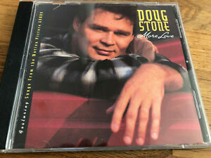 """US Country Music CD DOUG STONE """" More Love  """" TOP Nashville"""