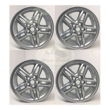 "LAND ROVER ALLOY WHEEL 18"" SET x4 RANGE P38 DISCOVERY 2 RRC501470MNH USED"