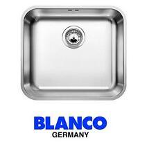 BLANCO SUPRA 450 U STAINLESS STEEL UNDERMOUNT SINK