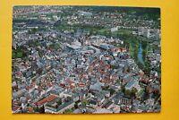Hessen AK Marburg a Lahn 1973 Luftbild Straßen Architektur Moderne Häuser Ort 8
