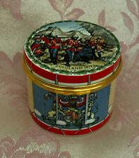 Halcyon Days Enamels Box, British Military History Zululand ltd ed 300, Bilston
