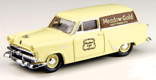 HO-Classic Metal Works-30307--'53 Ford Courier Delivery Sedan-Meadow Gold Dairy