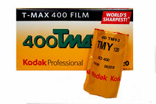 Kodak TMAX 400 120 Black and White Film - SINGLE 120 Film