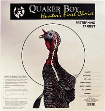 "Quaker Boy Paper Target Turkey 20"" X 20"" 100-pack 80112"