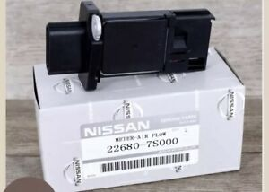 Brand New OEM Nissan Mass Air Flow MAF Sensor  22680-7S000