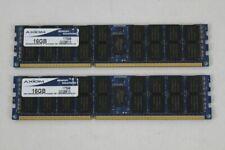 Axiom 32Gb (2 x 16Gb) Ddr3 10600 1333Mhz Server Memory Ram - 17598