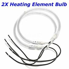 2Pcs Replacement Halogen Oven Cooker Turbo Bulb Lamp Heating Element 220V