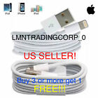 APPLE IPHONE OEM premium quality lighting 8PIN charger/data cable LOT 3/6/10 FT