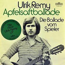 """7"""" ULRIK REMY Apfelsaftballade /Die Ballade vom Spieler INTERCORD 1975 NEUWERTIG"""