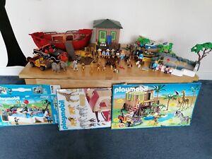 Playmobil Animals Ark Safari Zoo Enclosure 5759 3135 3255