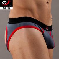 NEW Underwear Men Transparent Jockstrap String Homme Slip Sexy Gay Mens Thongs