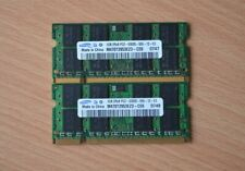 MEMORIA RAM DDR2 2GB (2x1GB) PC2-5300 667Mhz SODIMM PORTATIL