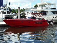 1988 Wellcraft Scarab Iii 33' . Cabin cruiser - One Off - Custom Build