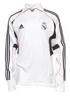 Training Top Adidas Real Madrid Weiß [XL.XXL] Sweatshirt Fußball *Ronaldo