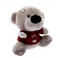 Miami Heat NBA American Basketball Timmy Bear Soft Toy Teddy Mascot