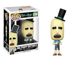 Morty Pop! Vinyl Action Figures