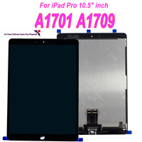 "For Ipad Pro 10.5"" (2nd Gen)  A1701 MPDY2B/A LCD Digitizer Assembly Black"
