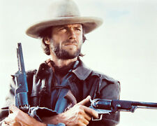 CLINT EASTWOOD THE OUTLAW JOSEY WALES COLOR 11X14 PHOTO