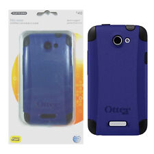 OtterBox Commuter Series Case For HTC One X & One X + - Black/Blue
