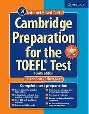 Cambridge Preparation for the TOEFL Test Book with Online Practice Tests and Aud