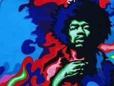 jimi hendrix graffiti wall urban street art Print Poster a1 full size canvas