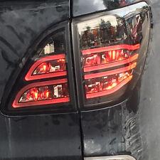 Smoke Led Tail Lamp Light Rear Taillights Mazda Bt50 Bt-50 Pro Ute 2012 13 14 15