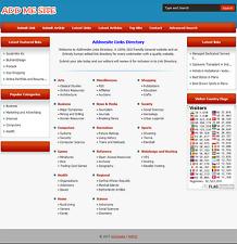 Collegamenti directory-completamente in vetrina sito web per la vendita esente da un mese di hosting