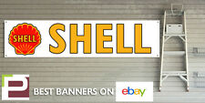 Shell Classic Retrò banner per Garage Officina o Pit Lane, Ferrari, Audi, BMW