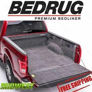 """Bedrug Custom Fit Truck Bed Liner 2002-2018 Dodge Ram 1500 2500 3500 6'4"""" Bed"""