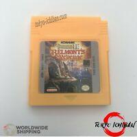 Jeu Nintendo Game Boy Castlevania 2 Belmont's Revenge - GBC GBA SP DMG 01 Color