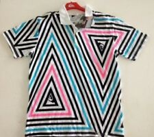 BNWT QUIKSILVER MENS QUIKSIDE POLO SHIRT GREAT COLOURS SIZE LARGE RRP $60
