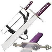 Sword of Tier Harribel Imperial Shark Empress Tia Harribe Espada Halibel Bleach