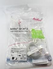 Ambu Spur II Beatmungsbeutel mit Maske und Demandventil für Neugeborene