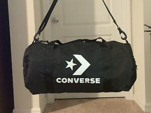 Converse Unisex Sport Duffel Gym School Bag